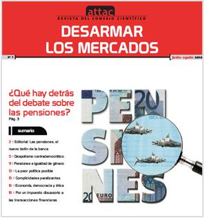 DESARMAR LOS MERCADOS